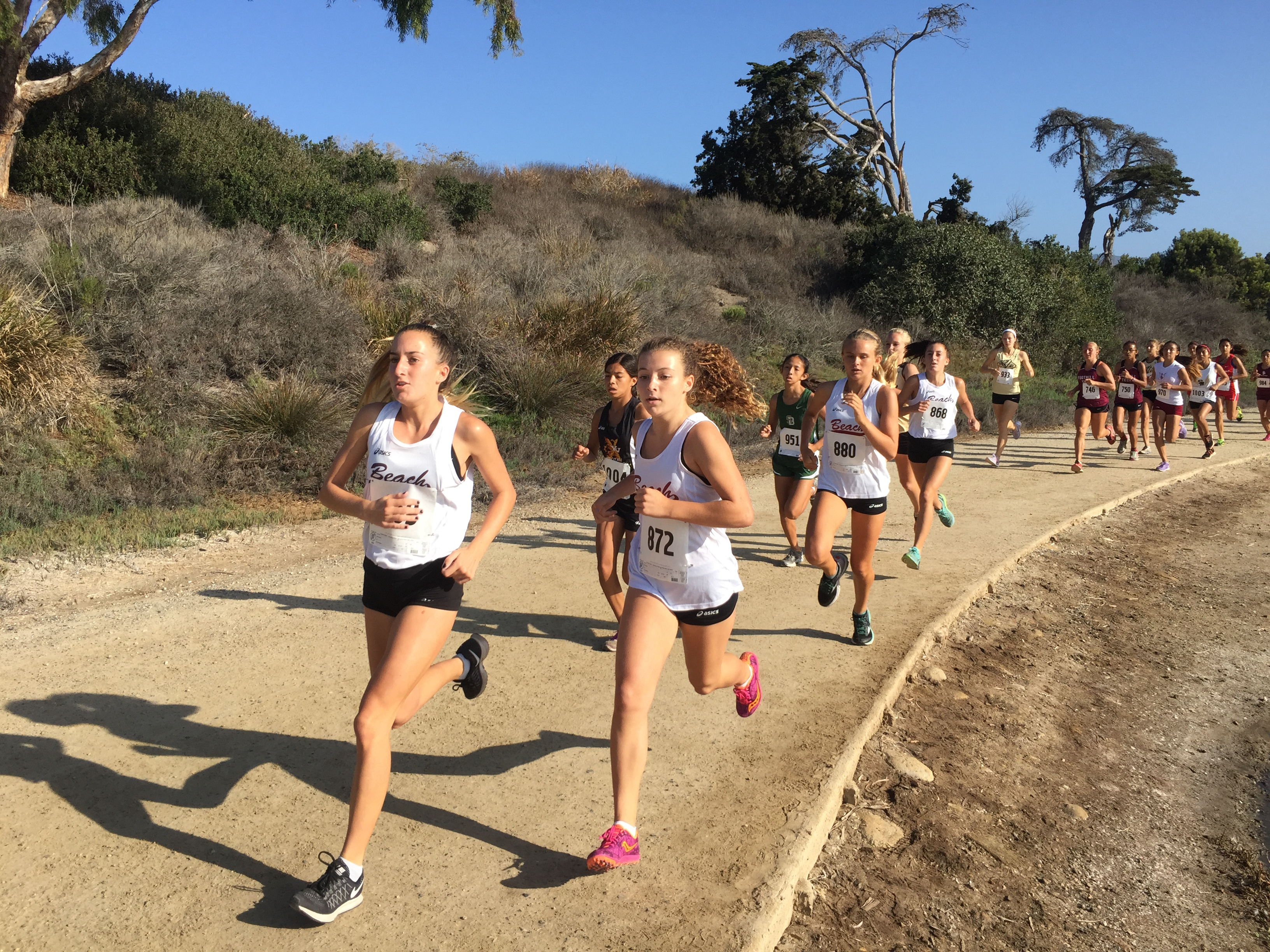 2015 Results LAGUNA BEACH CROSS COUNTRY
